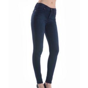 Just Black Denim skinny jeans